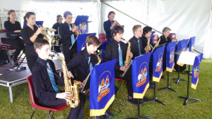 The Beerwah State High School Stage Band